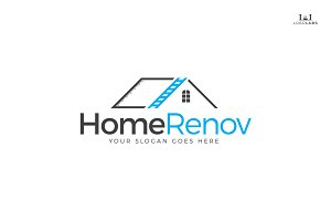Home Renovation Logo