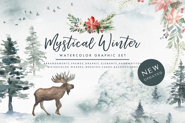 Mystical Winter