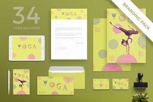 Branding Pack | Yoga