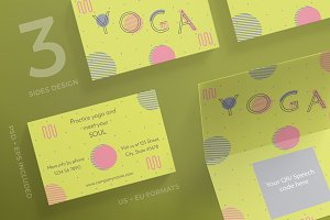 Business Cards | Yoga