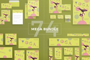Mega Bundle | Yoga