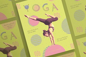 Posters | Yoga