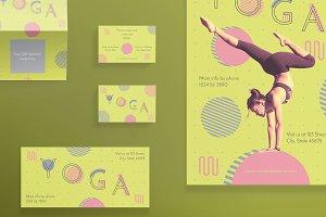 Print Pack | Yoga