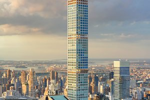 432 Park Avenue building in New York