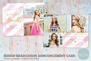 AG021 Senior Graduation Card