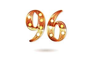96 years anniversary