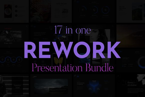 REWORK Presentation Bundle