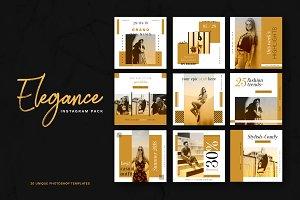 Elegance Instagram Pack