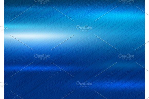 Blue metal texture background in Illustrations