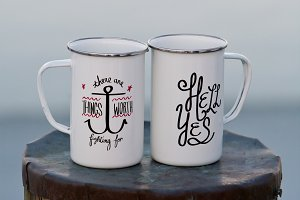 Romantic Love Mugs