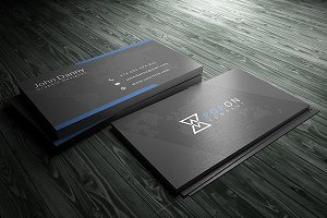 Selang - Modern Business Card