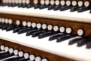 Music Instruments - Organ