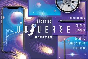 Vibrant Universe Creator