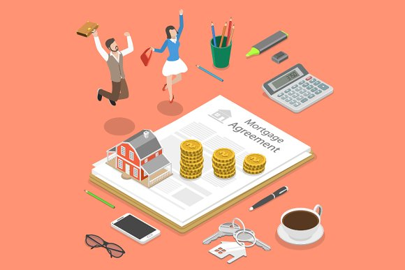 Mortgage in Illustrations
