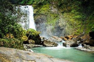 Chontales Waterfall