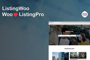 ListingWoo - WooComm for ListingPro