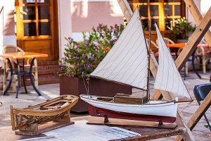 sailor model