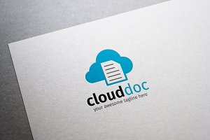 Cloud Doc Logo