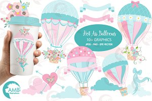 Hot Air Balloons AMB-1388