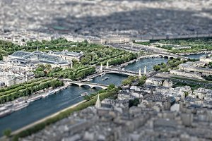 Miniature Paris 1