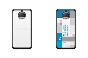 Motorola G5s Plus 2d PC Colored Case