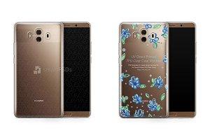 Huawei Mate 10 UV TPU Clear Case