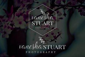 Vanesha Stuart Premade Logo