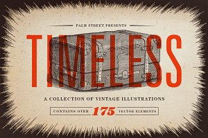 Timeless - Vintage Illustrations