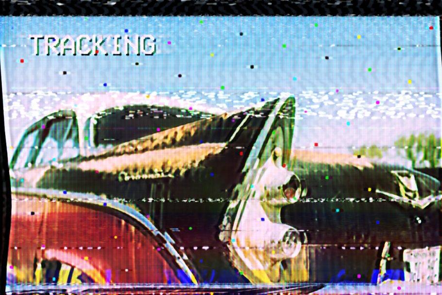 VHS Effect Template