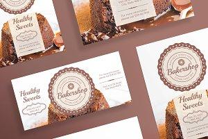 Flyers | Baker Shop