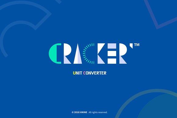 Cracker9 Unit Converter