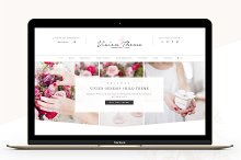 Portfolio eCommerce Genesis theme Vi by Cristina Sanz in Photography