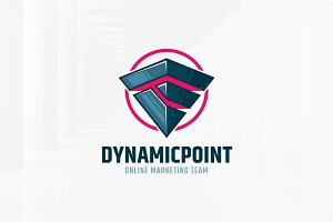 Dynamic Point Logo Template
