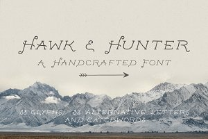 Hawk & Hunter + Extras