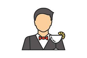 Barman color icon
