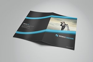 Corporate Brochure Template V785