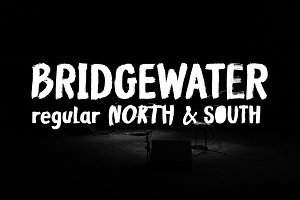 Bridgewater - 3 fonts