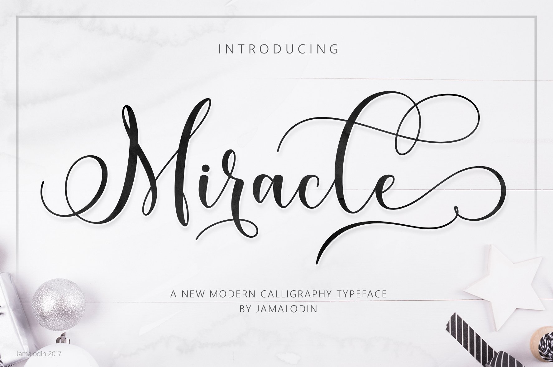 Miracle Script Fonts Creative Market