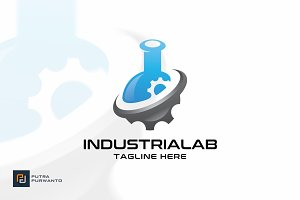 Industrial Lab - Logo Template