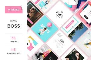 InstaBoss Social Media Pack