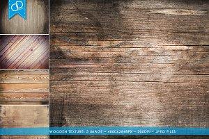 5 Wooden Texture