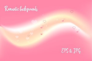 Romantic backgrounds