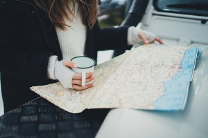 Planning next destination
