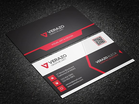 Modern Corporate Business Card Business Card Templates - Mechanic business cards templates free