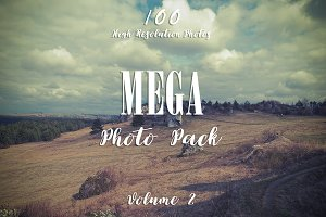 100 MEGA PHOTO PACK VOL.2