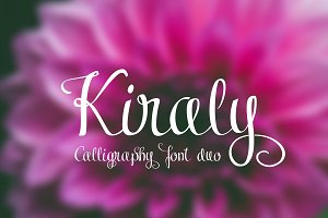 Kiraly font duo