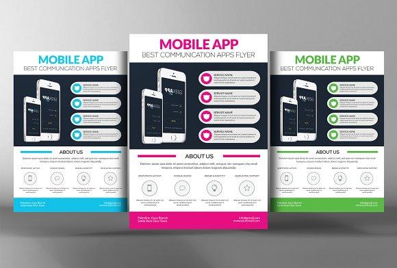 corporate flyer bundle 5 in 1 flyer templates creative market