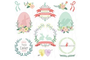 Easter Clip art Collections