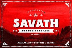 Savath + Extras