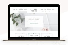 Portfolio eCommerce Genesis theme Hi by  in Commerce